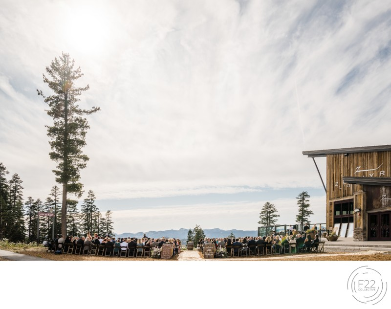 Top Zephyr Lodge Wedding Photographers: Ceremony
