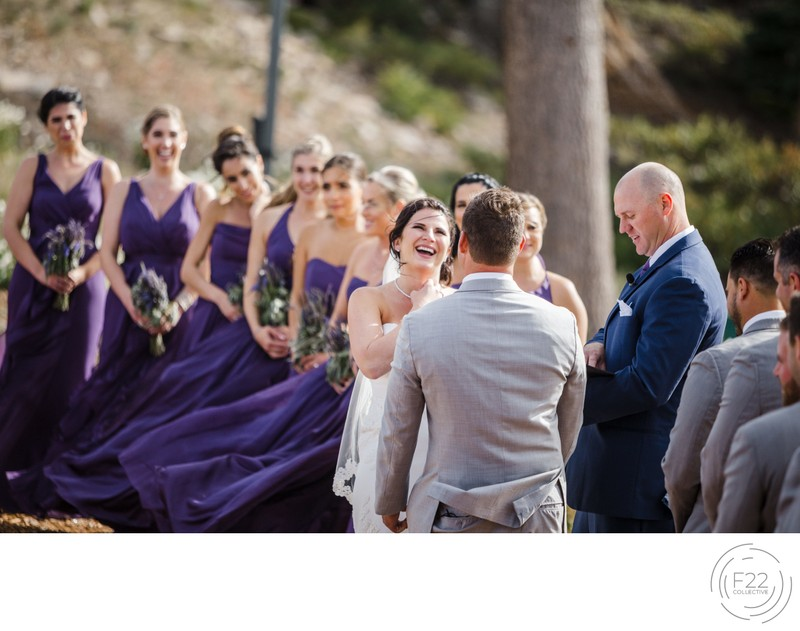 Top Lake Tahoe Photographer Zephyr Lodge: Vows
