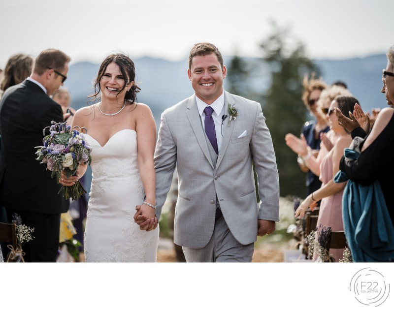 Lake Tahoe Wedding Photographers Zephyr Lodge: Ceremony
