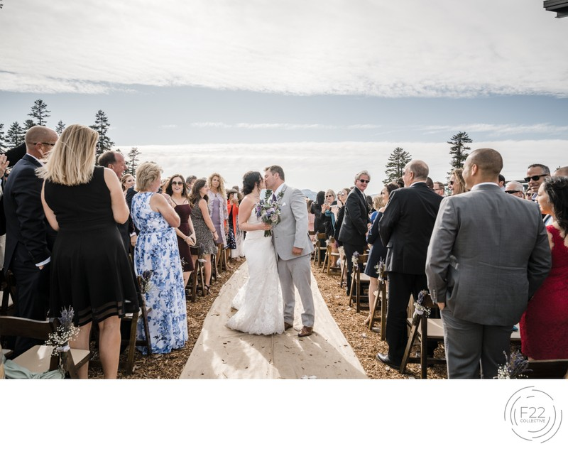 Best Lake Tahoe Wedding Zephyr Lodge: Ceremony