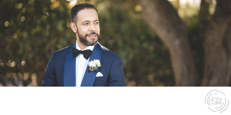 Groom Attire for Sacramento Weddings