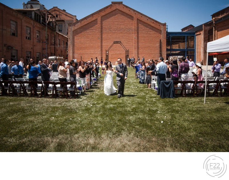 Wedding Ceremony Old Sugar Mill