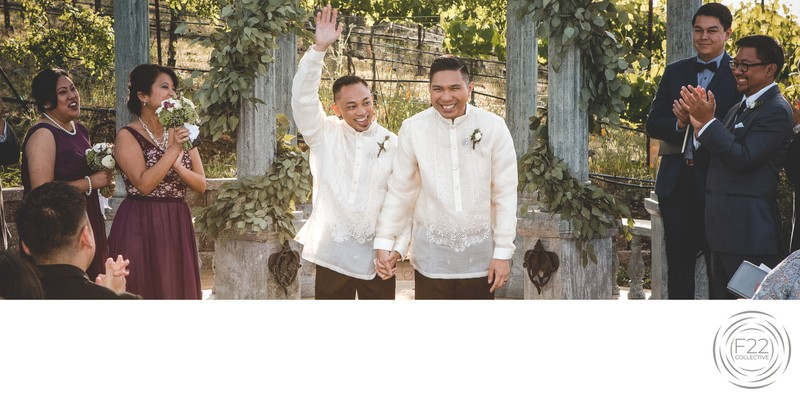 Outstanding LGBTQ Sacramento Wedding Photographer