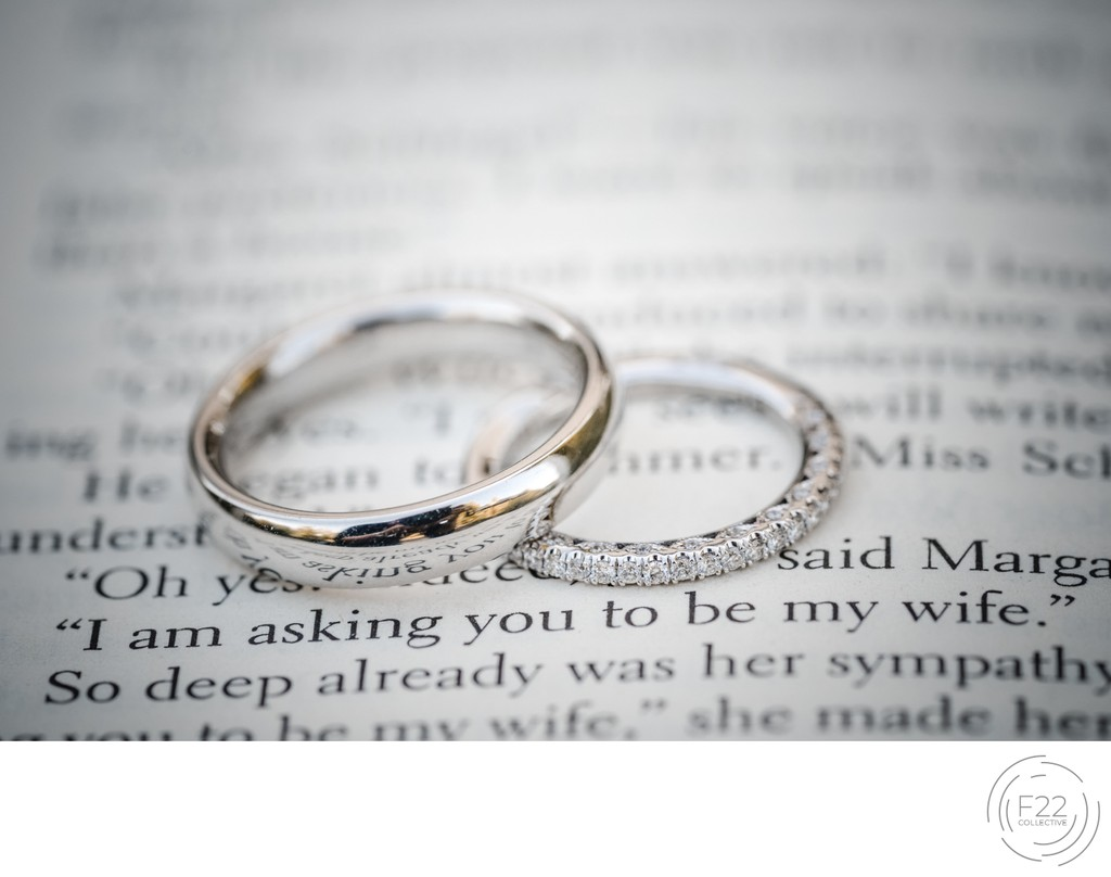 Sacramento Wedding Photographer Wedding Bands