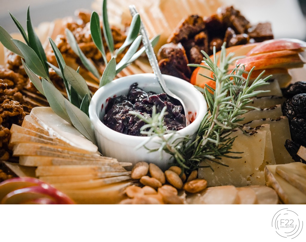Sacramento Wedding Photographers Cheese Board Ideas