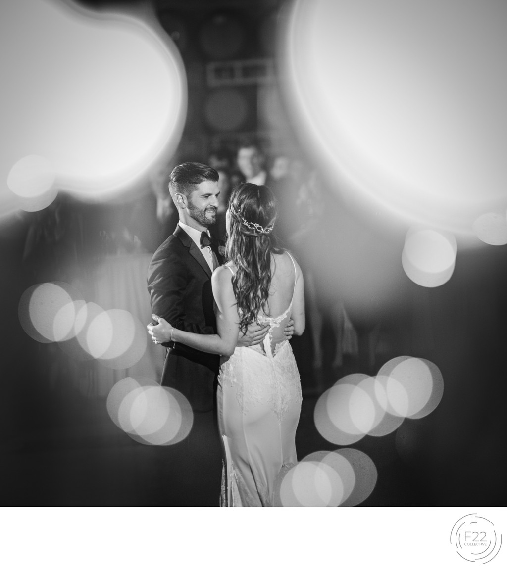 First Dance Best Wedding Photographers Sacramento