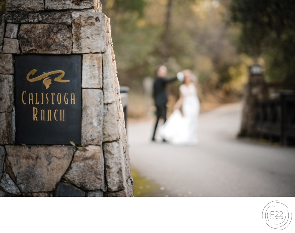 Calistoga Ranch Dance Wedding Photographers Sacramento