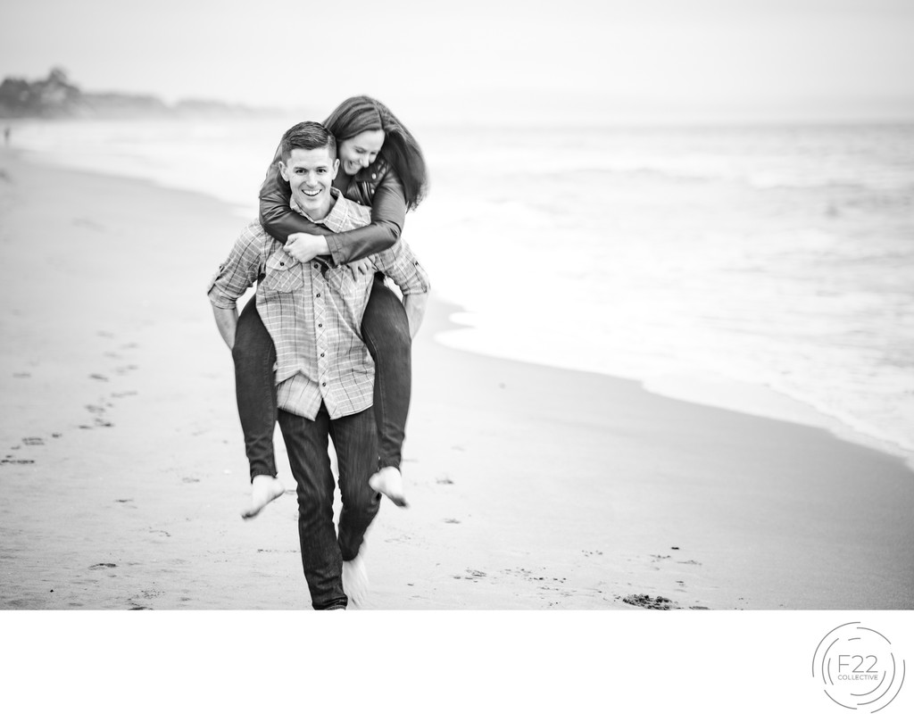 Sacramento Wedding Photography Beach Engagement