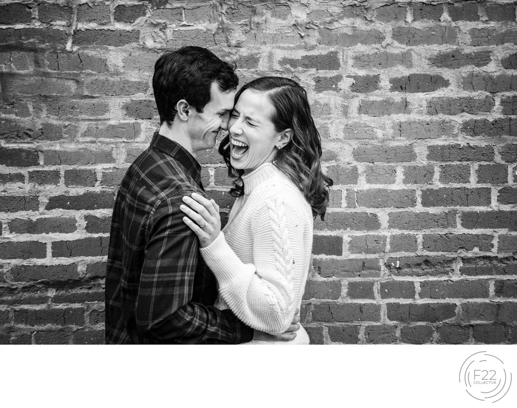Sacramento Wedding Photography Fun Engagement Session