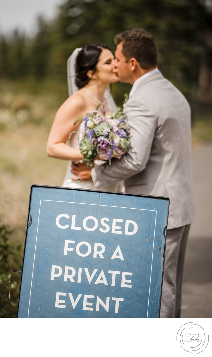 Lake Tahoe Wedding Photographers: Wedding Private Event