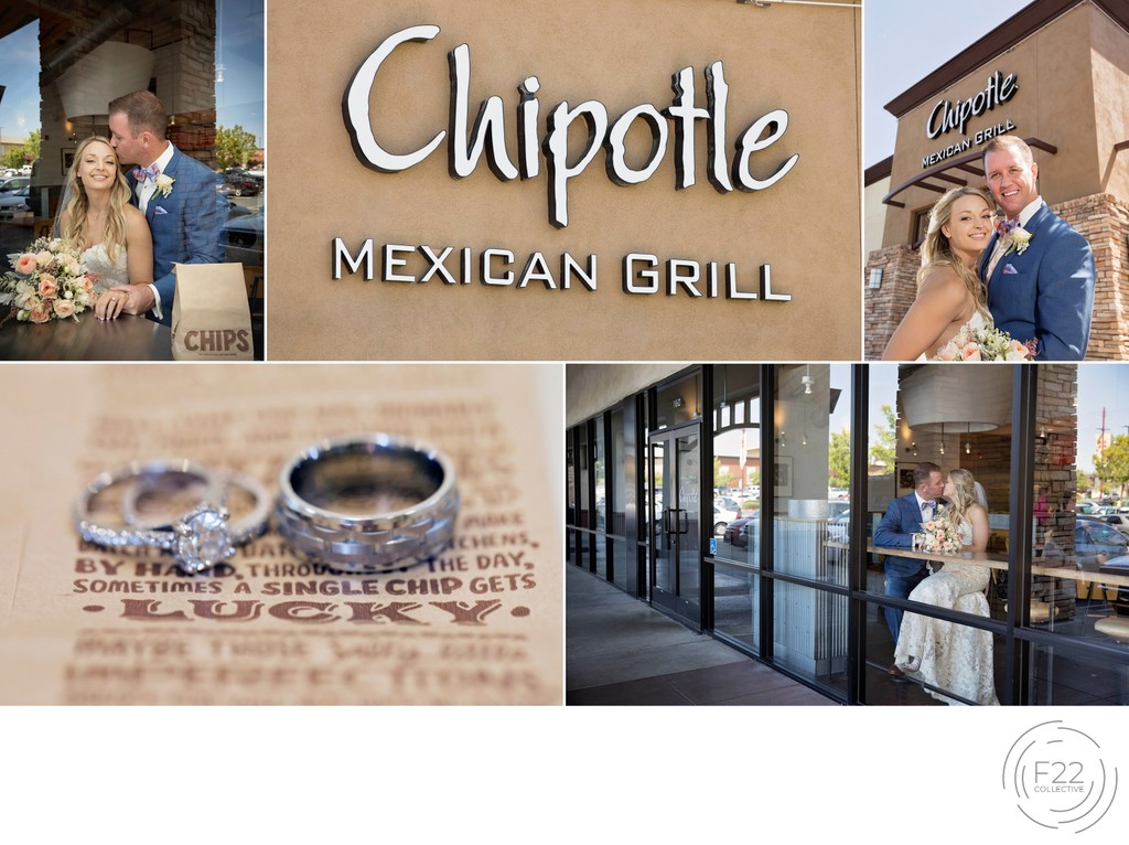Chipotle Intimate Rocklin Wedding