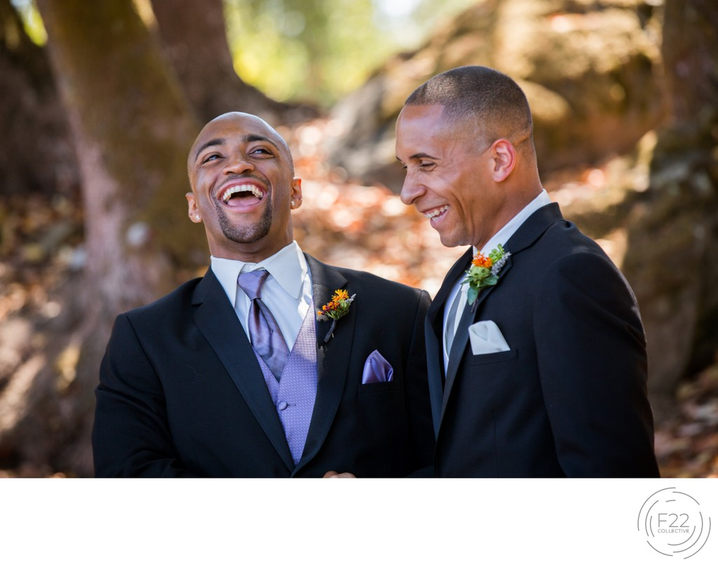 Sacramento Downtown Wedding Photograph