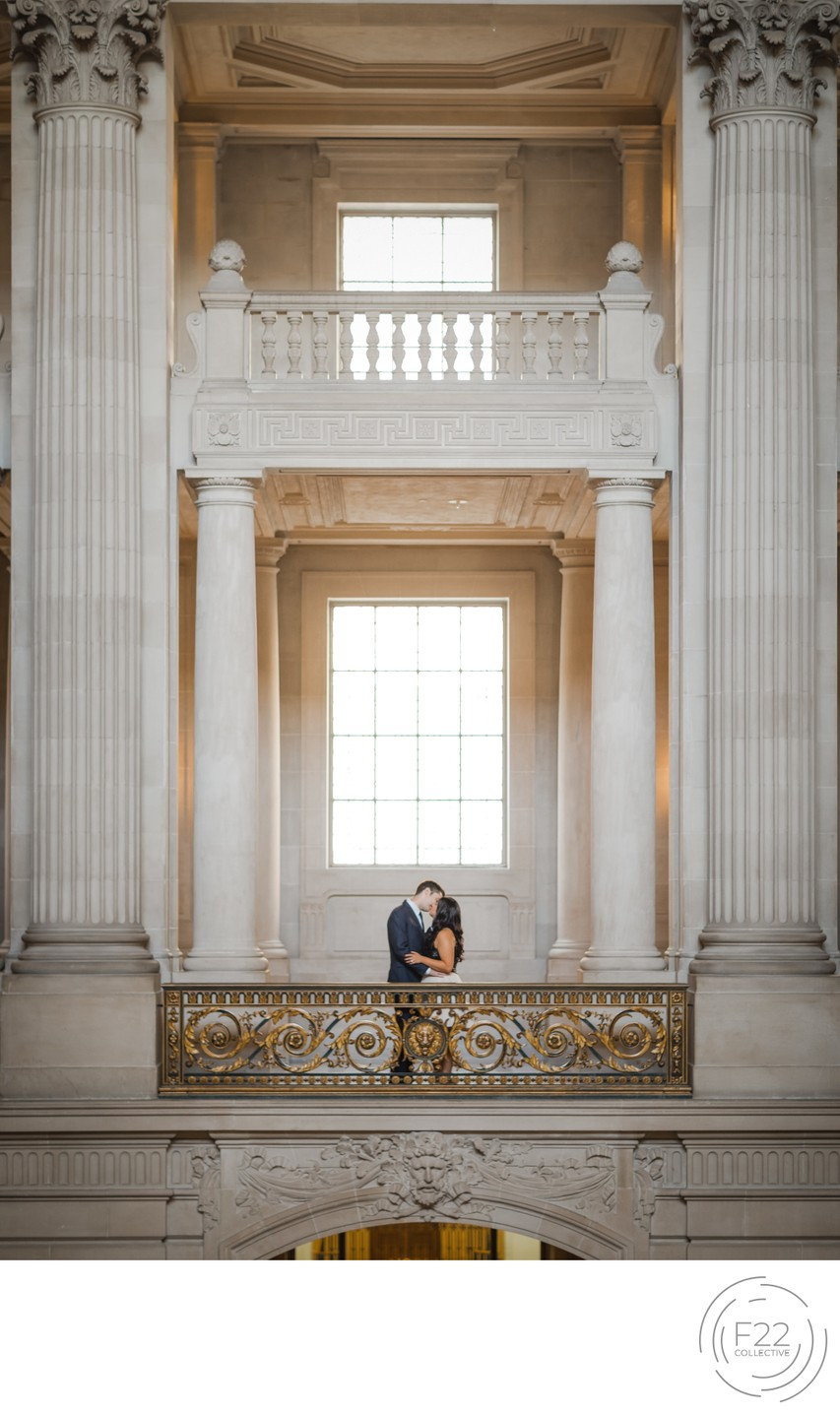 Best Wedding Photographers Sacramento SF City Hall