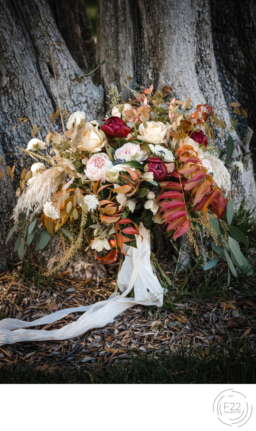 Sacramento Wedding Photographers Bouquet