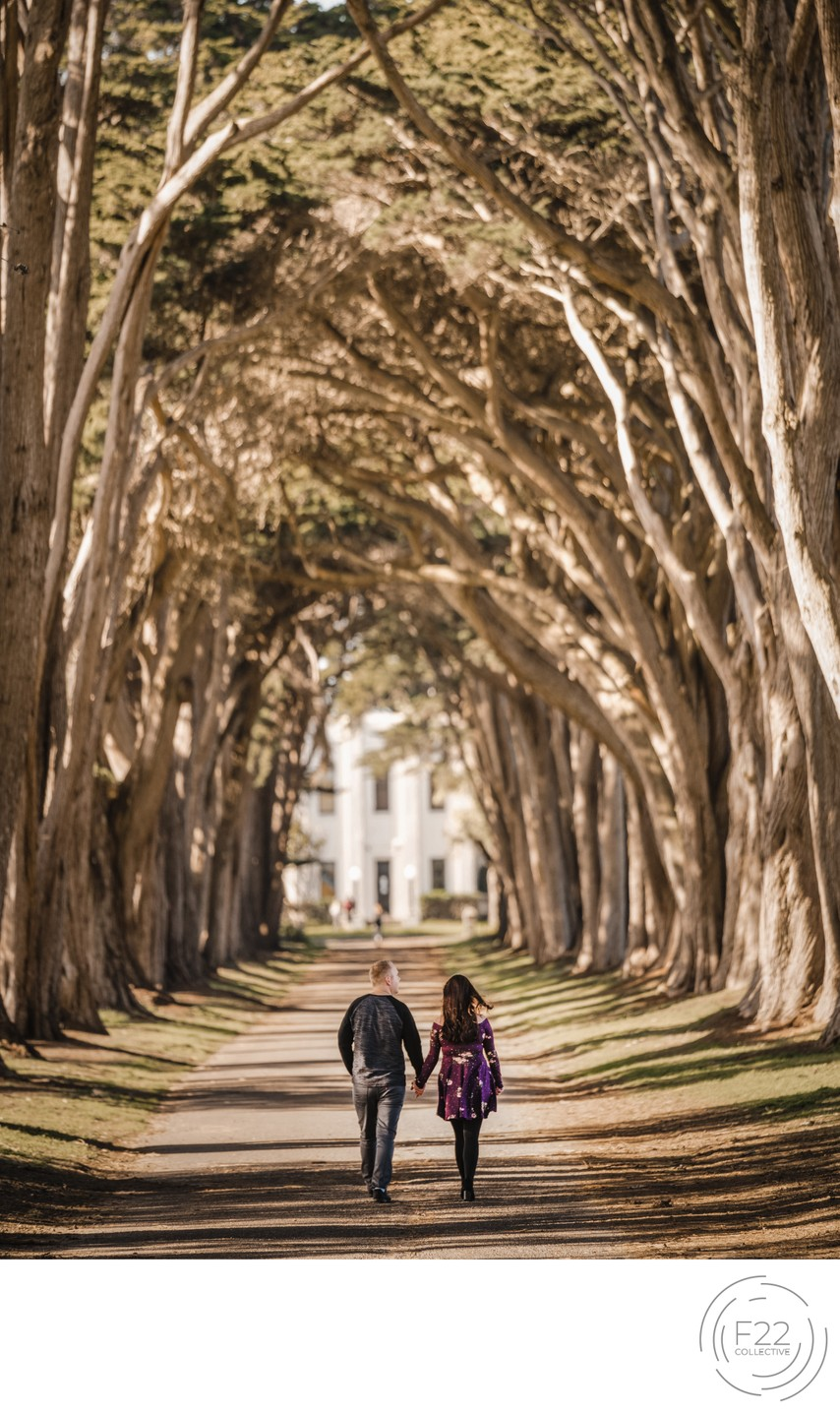 Sacramento Wedding Engagement Photographers Point Reyes