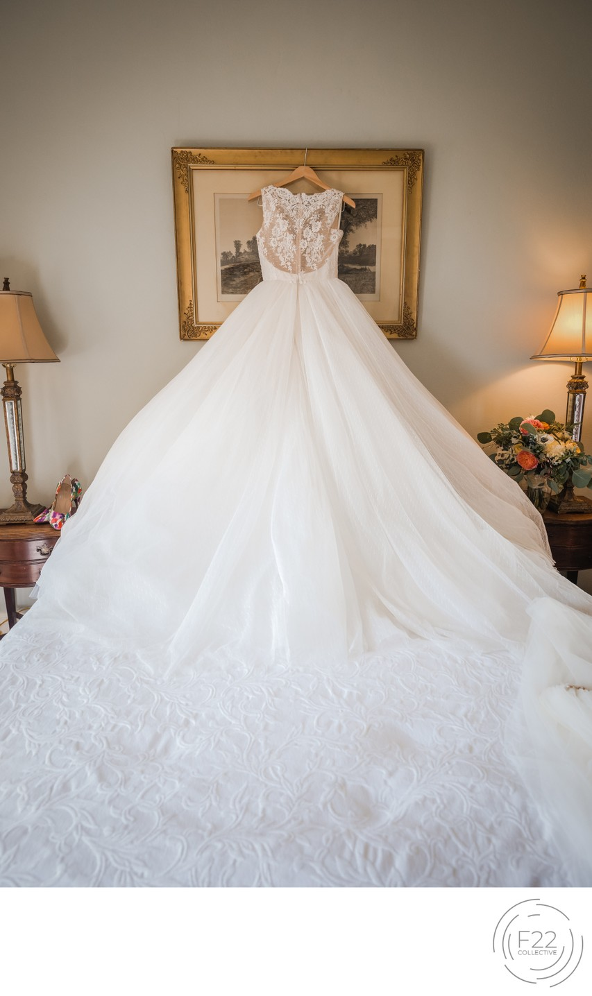 Wedding Dress: Sacramento Photographers