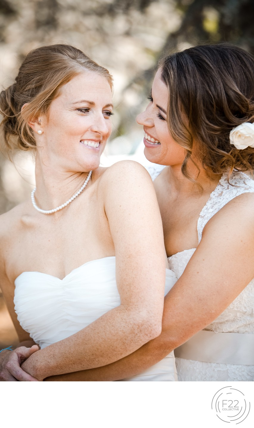LGBTQ Same-Sex Sacramento Wedding