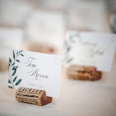 Sacramento Wedding Photographer Table Decor