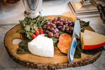 Sacramento Wedding Photographer Charcuterie Board
