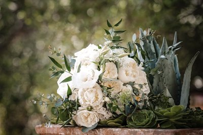 Sacramento Wedding Photographers Brides Bouquet