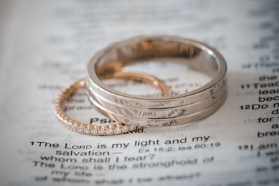 Sacramento Wedding Photographers Love Wedding Bands