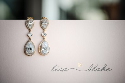 Sacramento Wedding Photographers Earring Detail Ideas