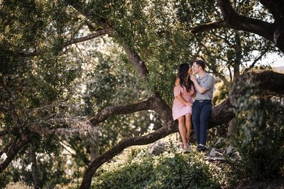 Sacramento Wedding Photographers Engagement Photo
