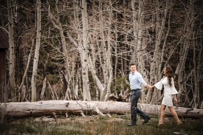 Sacramento Wedding Photographers Tahoe Engagement