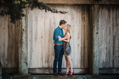 Sacramento Wedding Photographers Point Reyes Engagement