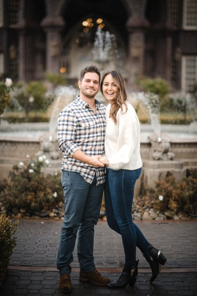 Sacramento Wedding Photographers at Ledson Proposal