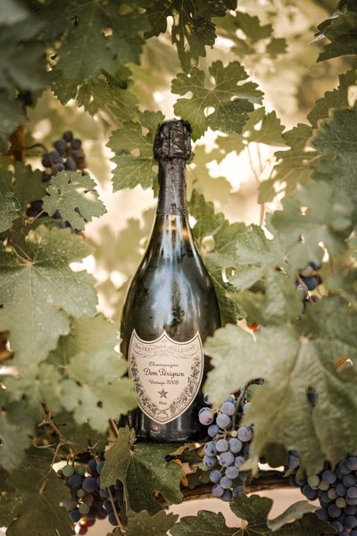 Sacramento Wedding Photographers Dom Perignon