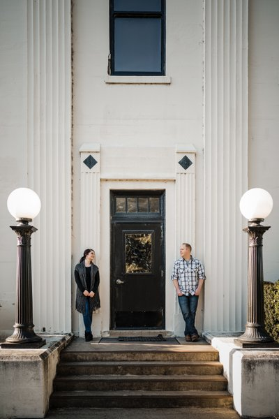 Sacramento Wedding Photographers Engagement Couple