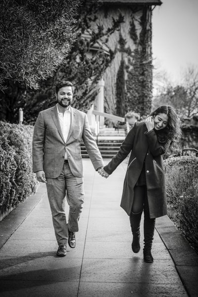 Sacramento Wedding Photographers She Said Yes Proposal