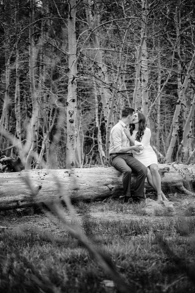 Sacramento Wedding Photographers Lake Tahoe Engagement
