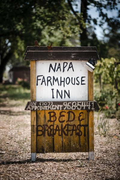 Napa Farmhouse