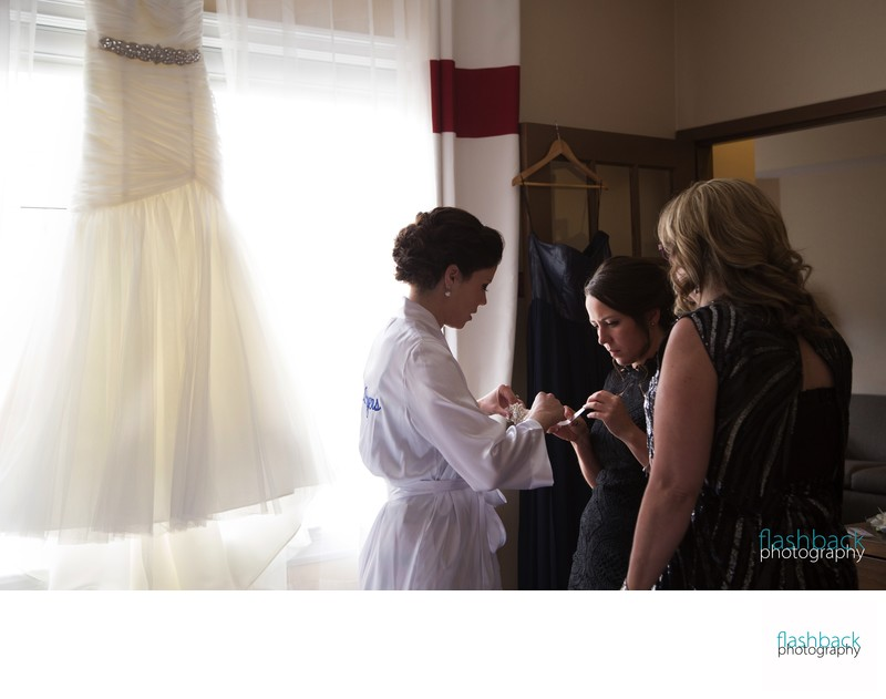 Four Points Hotel Barrie Wedding Photographer