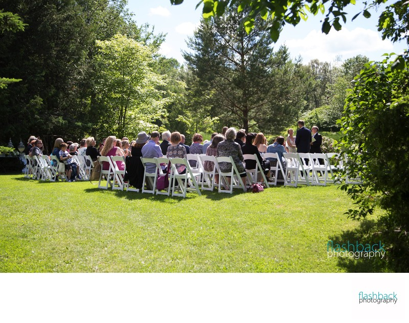 Ficklewood Farm Orillia Wedding