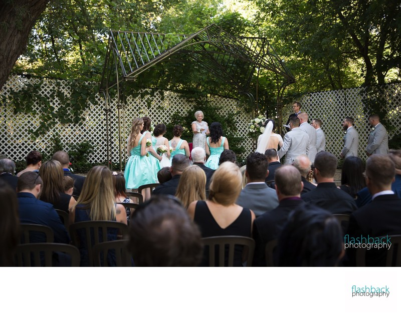 Weddings at The Old Mill Inn and Spa
