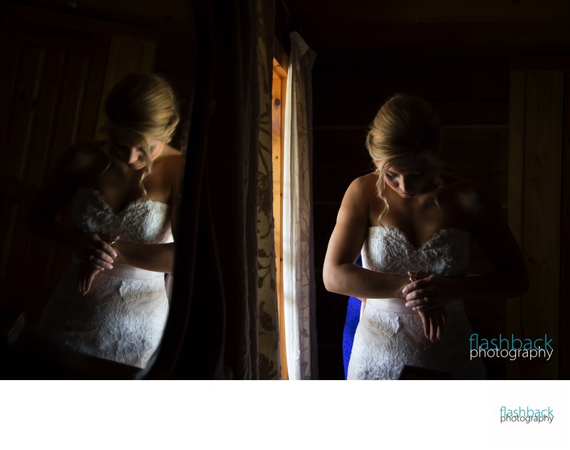 Brooklands Farm Guest House Bridal Preparations