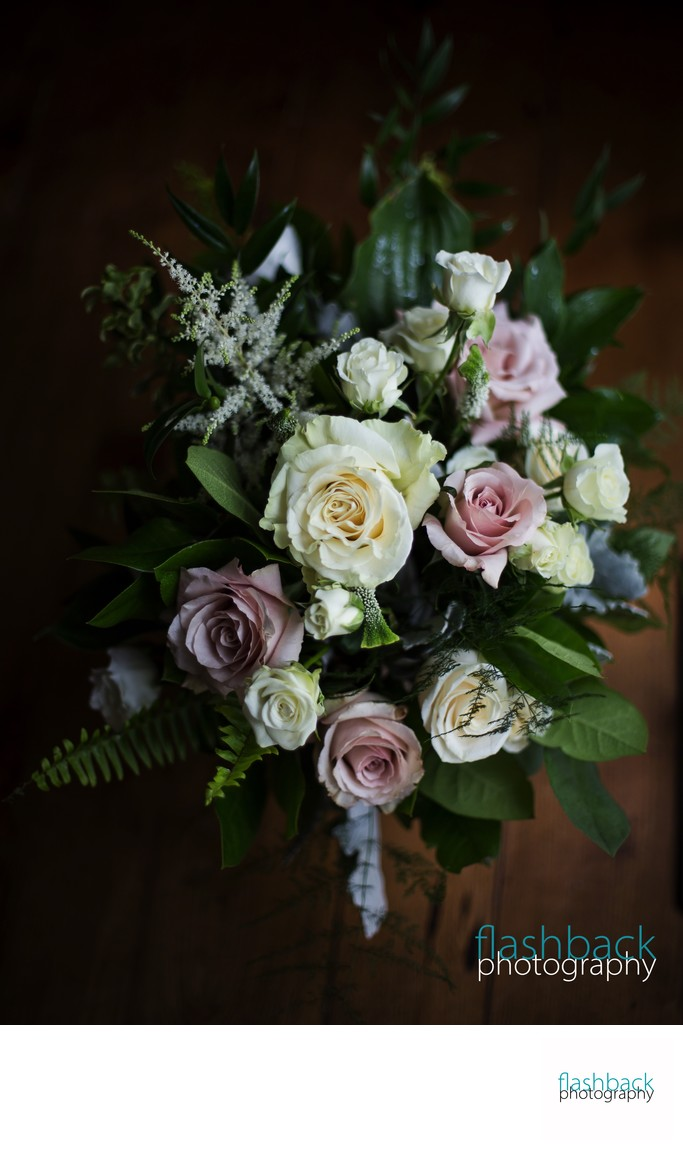 dreamy rose bouquet