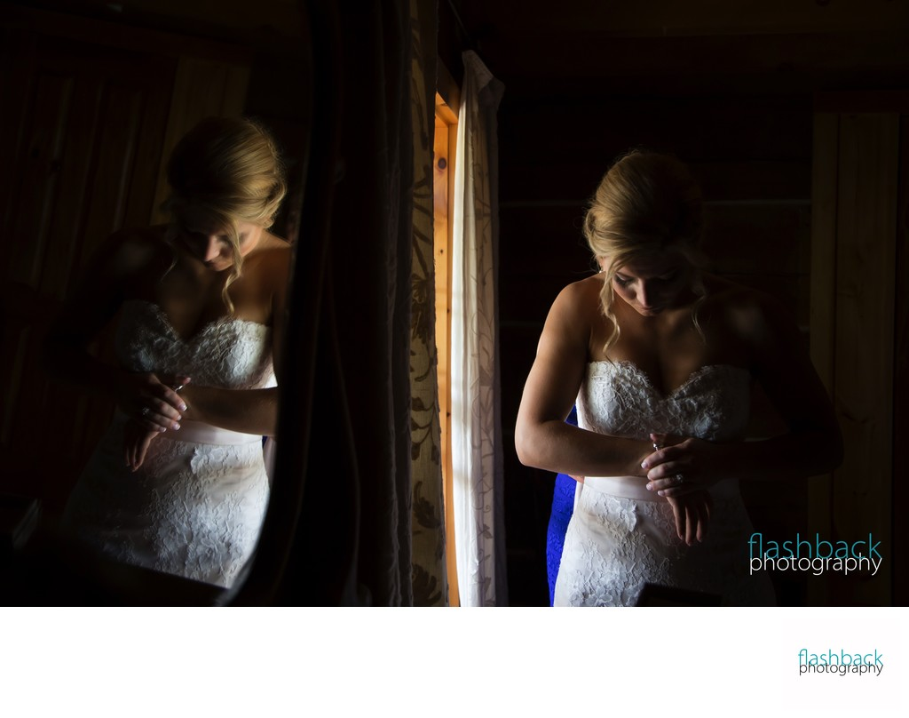 Brooklands Farm Wedding