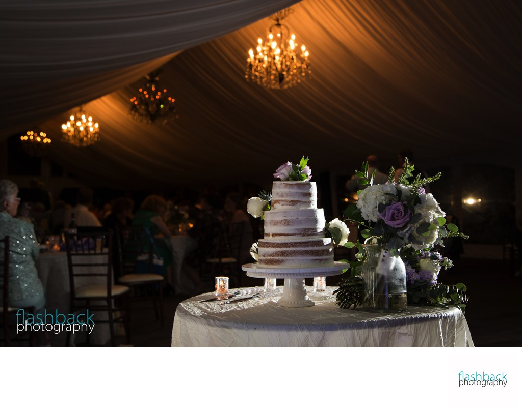 Belcroft Estates Tent Reception