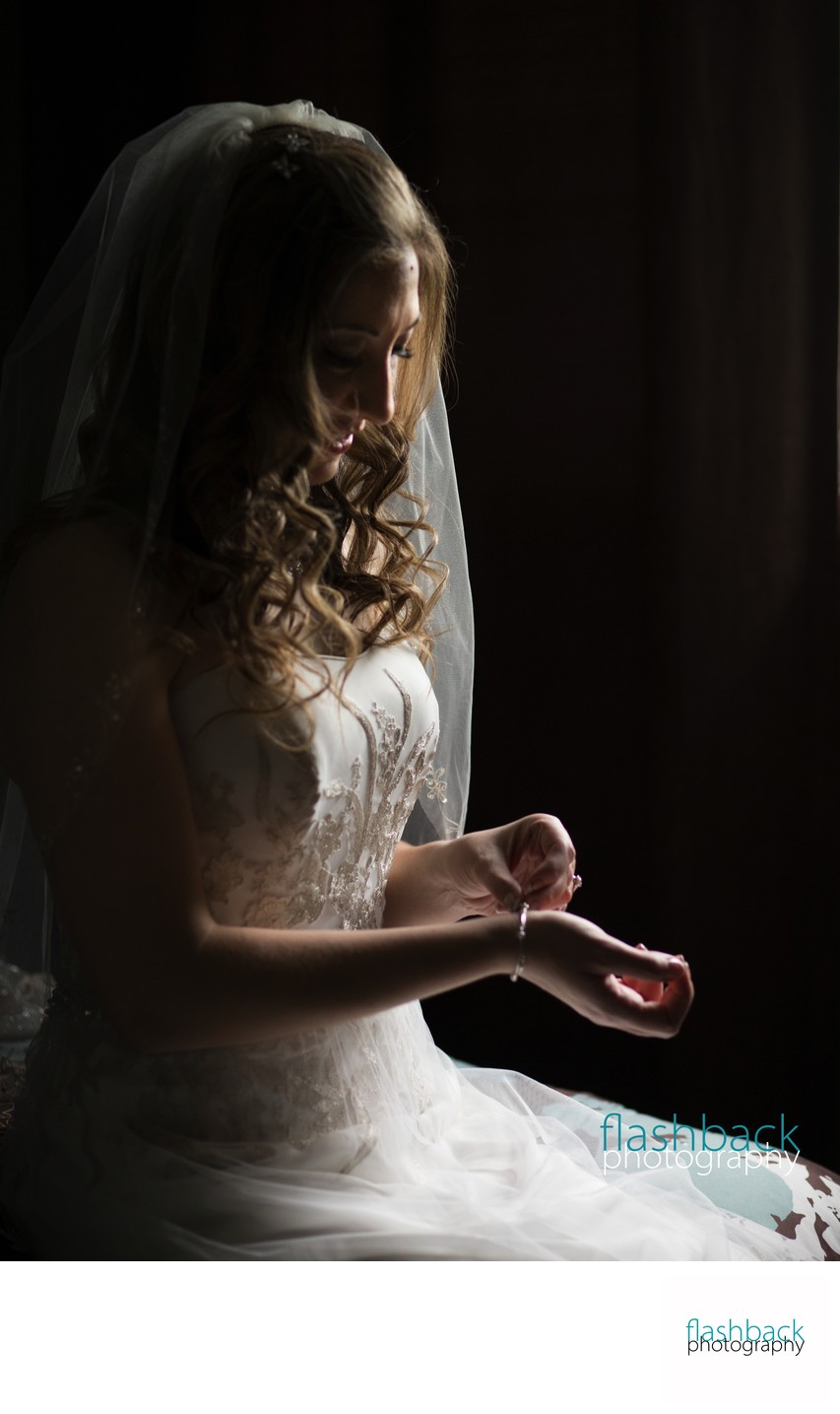 Bride in the Shadows