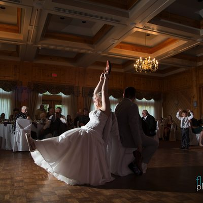 Wedding Reception Captured by Barrie Photographer