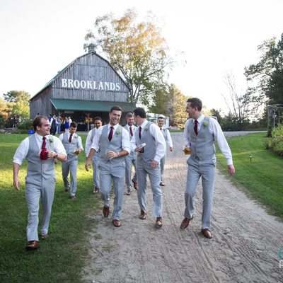 Brooklands Farm Muskoka Wedding