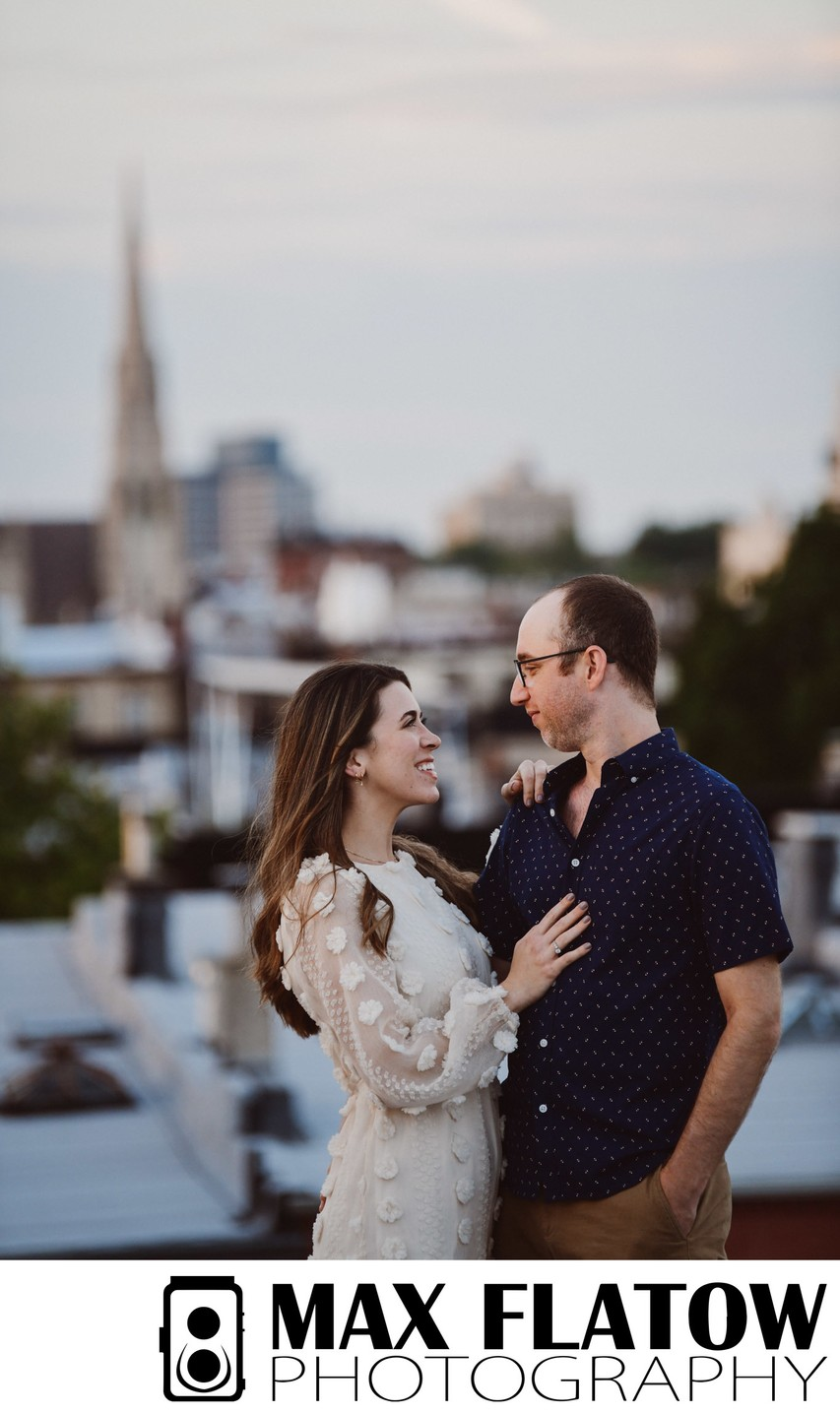 Brooklyn Rooftop Microwedding