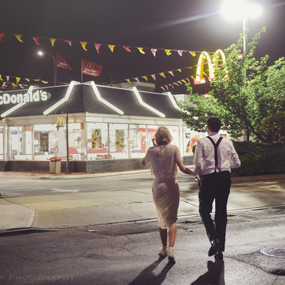 Brooklyn Documentary Wedding Photography