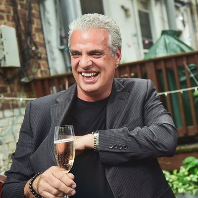 Eric Ripert at Naturally Delicious Brooklyn