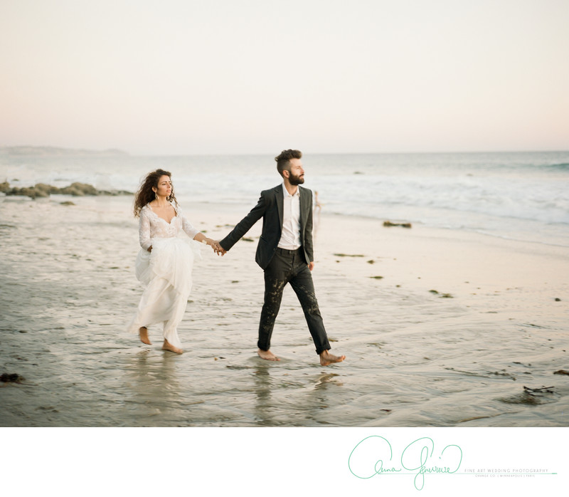 Top wedding photographer Malibu