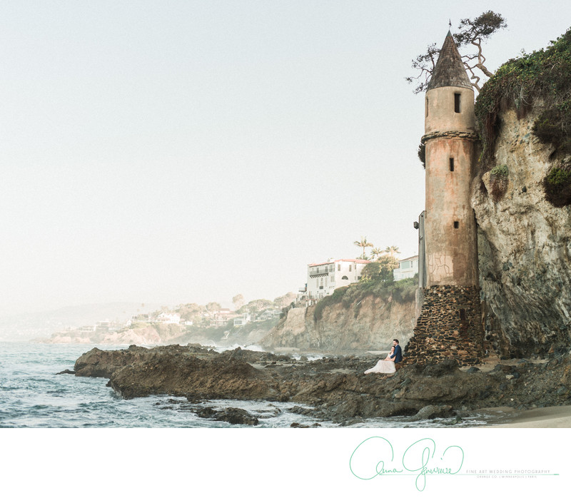 Laguna Beach weddings | Victoria Beach